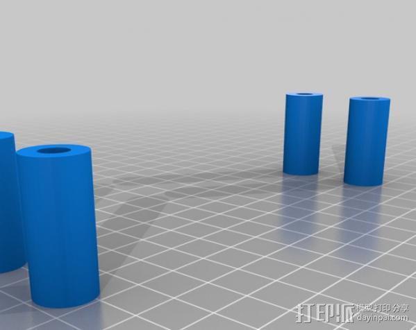 相机固定器 相机固定架 3D模型  图7