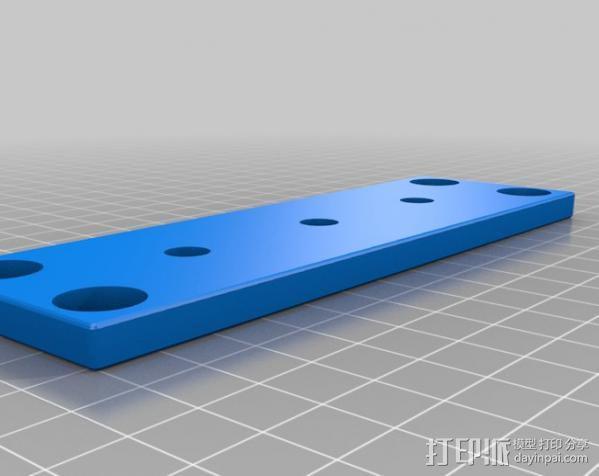 相机固定器 相机固定架 3D模型  图8