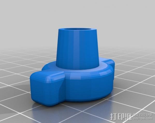 相机固定器 相机固定架 3D模型  图10