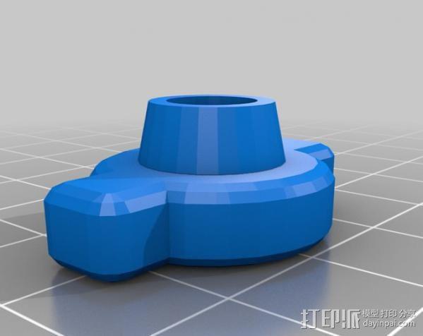 相机固定器 相机固定架 3D模型  图9