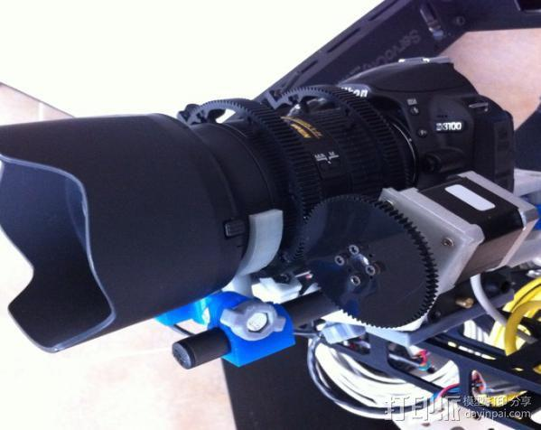 相机固定器 相机固定架 3D模型  图12