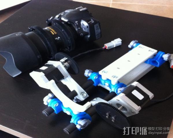 相机固定器 相机固定架 3D模型  图13