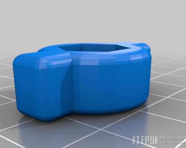 相机固定器 相机固定架 3D模型  图11