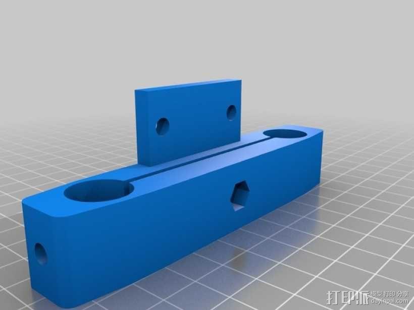 相机肩架 3D模型  图6