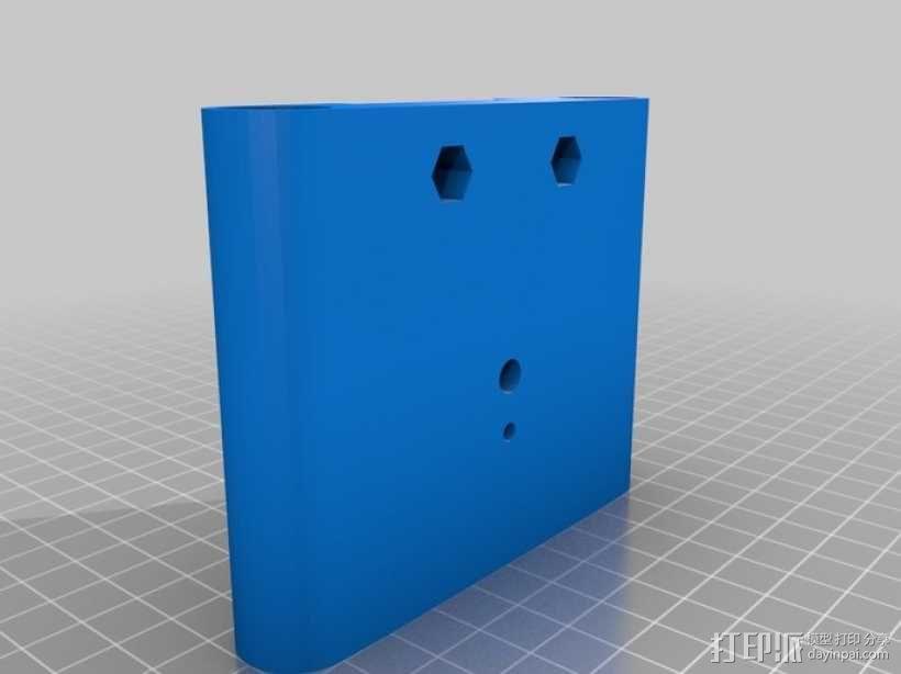 相机肩架 3D模型  图5
