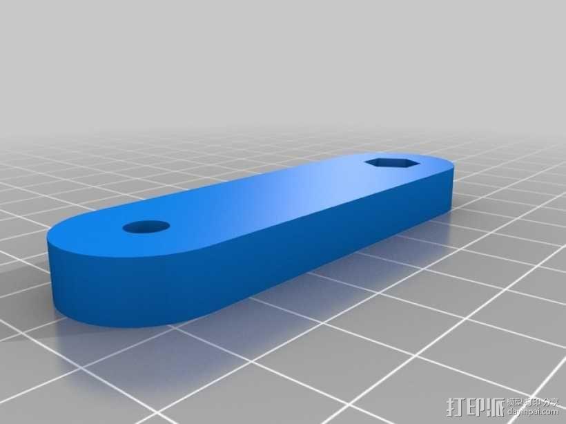 相机肩架 3D模型  图8