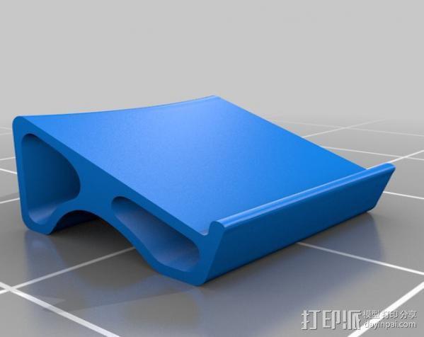 笔记本电脑支架 3D模型  图3