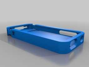 Iphone 4s手机套 3D模型