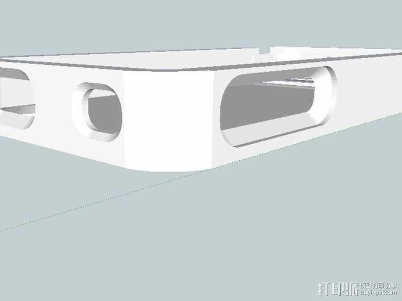 Iphone 4s手机套 3D模型  图4