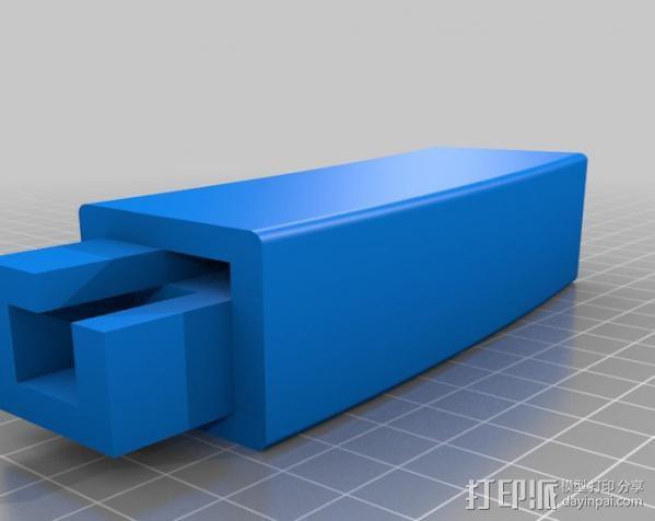 操纵杆 控制杆 3D模型  图2
