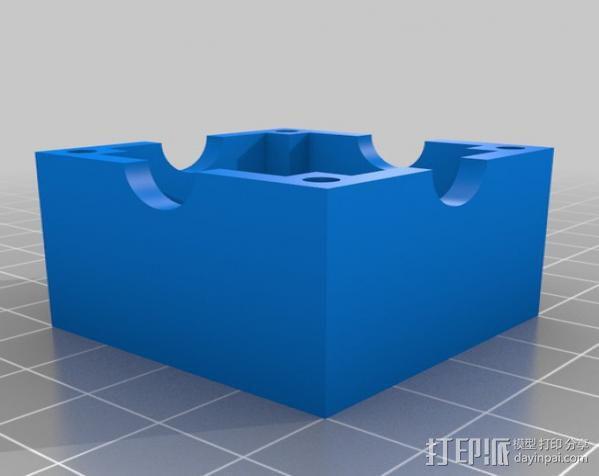 操纵杆 控制杆 3D模型  图4