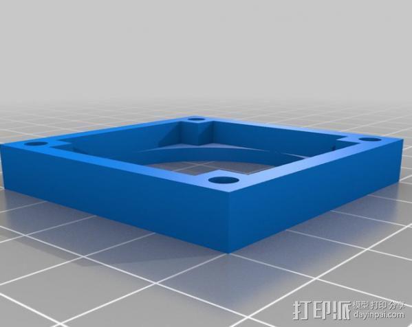 操纵杆 控制杆 3D模型  图5