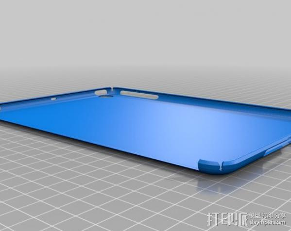 iPad Mini平板电脑保护壳 3D模型  图1