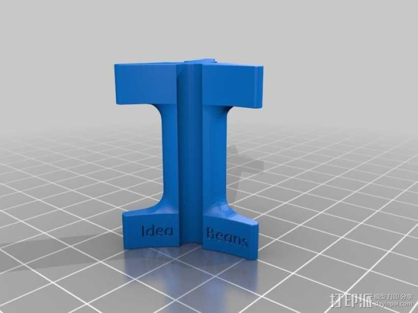 耳机收纳器 3D模型  图3