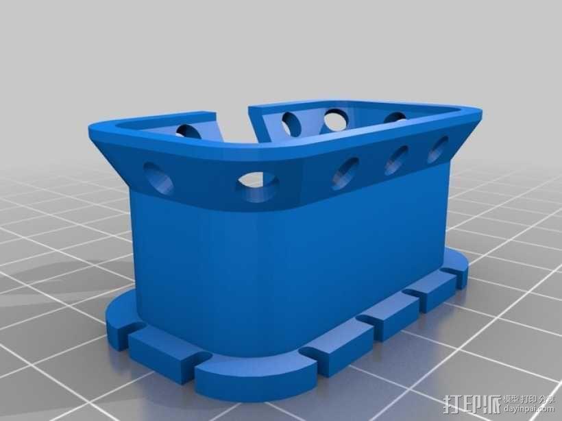 耳机收纳盒 3D模型  图8