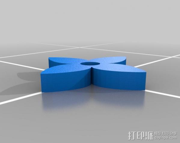 漂亮的iPhone4手机套 3D模型  图4