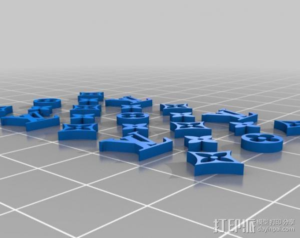 漂亮的iPhone4手机套 3D模型  图5