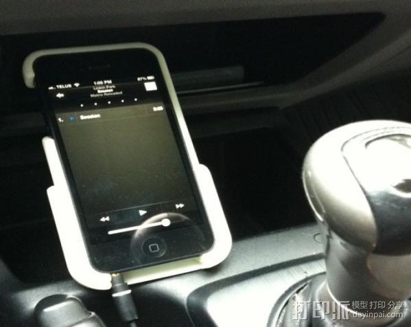 iPhone5 手机套 手机座  3D模型  图2