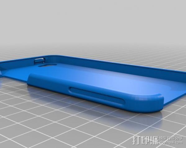 iPhone5 手机套 手机座  3D模型  图8