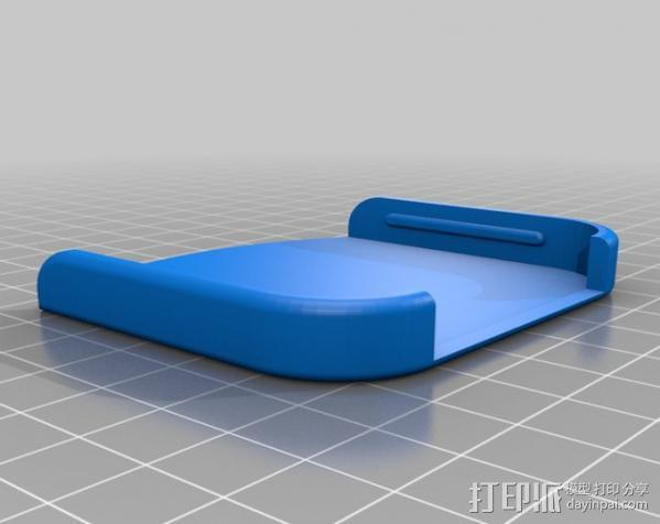 iPhone5 手机套 手机座  3D模型  图9