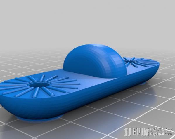 iPhone5 手机套 手机座  3D模型  图11