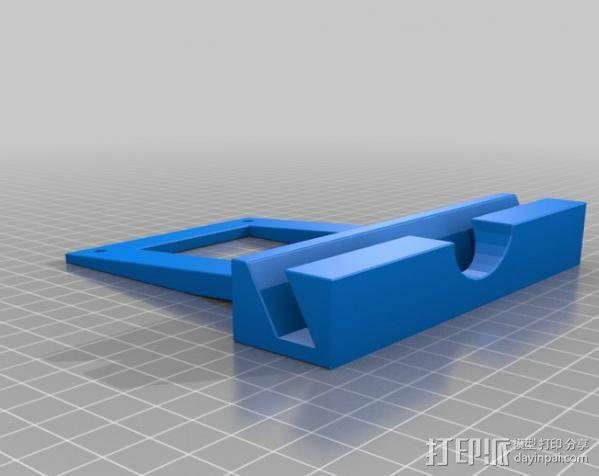 非常稳固的IPAD平板电脑支架 3D模型  图9