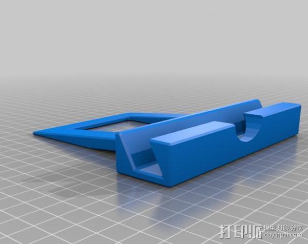 非常稳固的IPAD平板电脑支架 3D模型  图10
