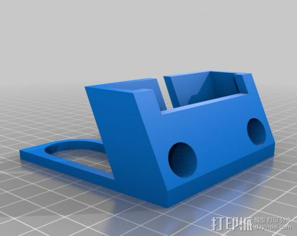 iPhone手机支架 3D模型  图3