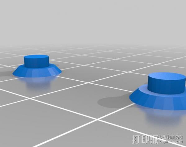 iPhone手机支架 电视 3D模型  图6