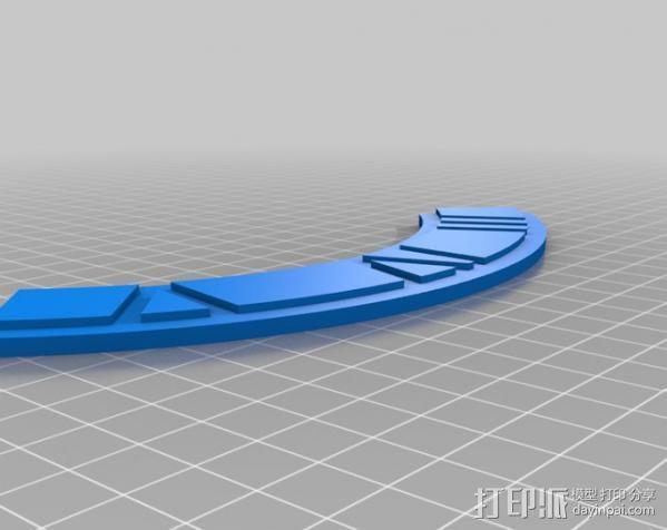 挂钟  3D模型  图8