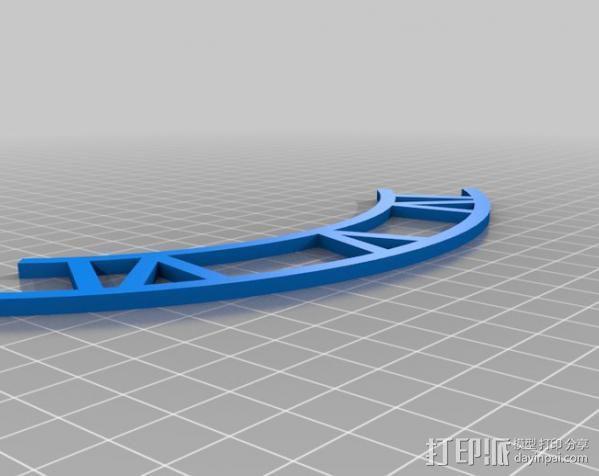 挂钟  3D模型  图12