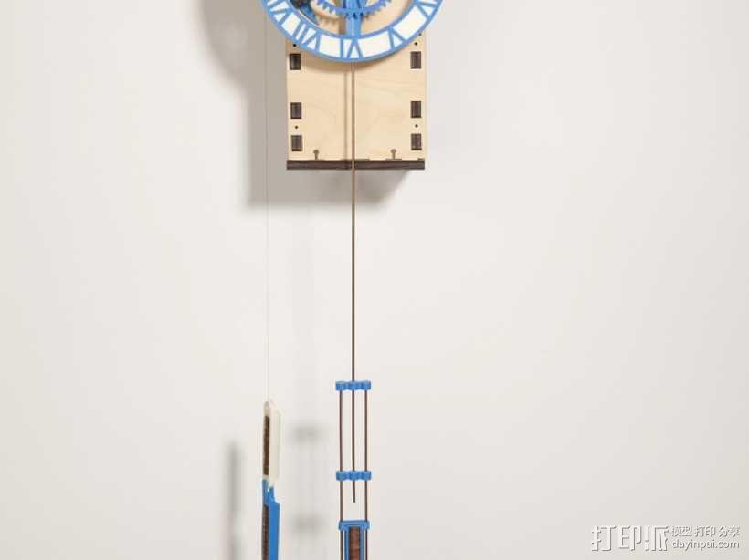 挂钟  3D模型  图18