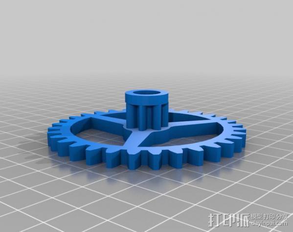 挂钟  3D模型  图21