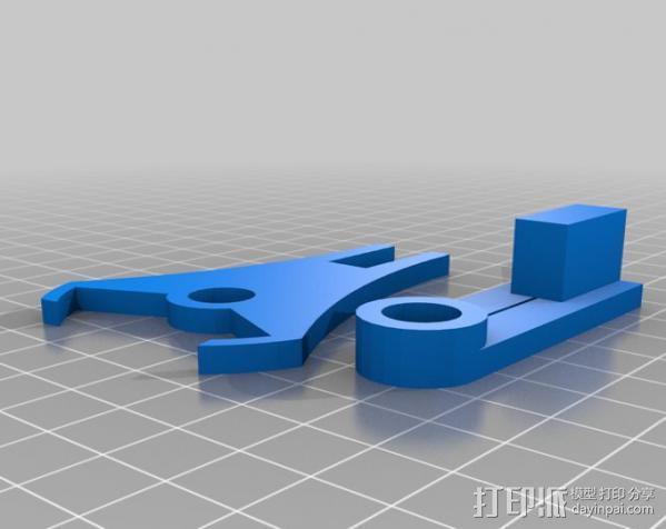 挂钟  3D模型  图22