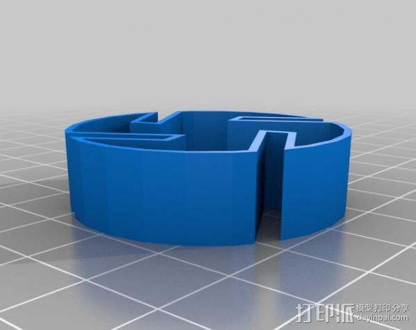 挂钟  3D模型  图25