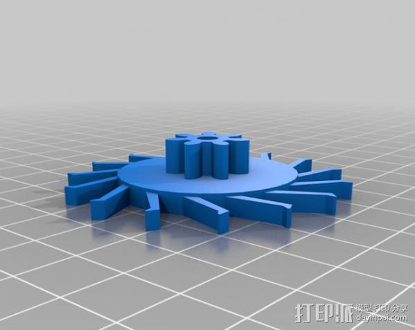 挂钟  3D模型  图23