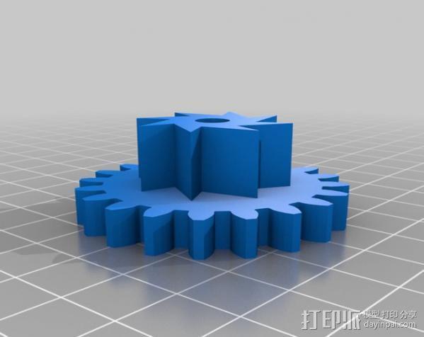 挂钟  3D模型  图26