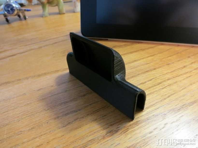 iPad 2 平板电脑音量导向器 3D模型  图1