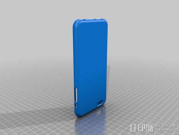 iPhone 6 Plus手机保护套 3D模型  图1
