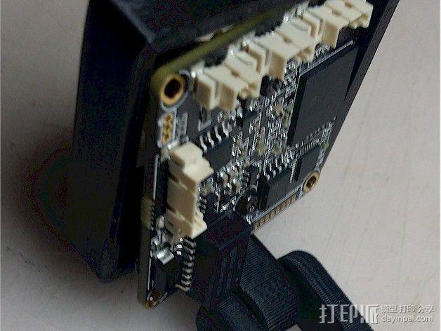 相机外壳支架 3D模型  图5