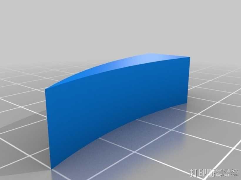 抓扒工具  3D模型  图5