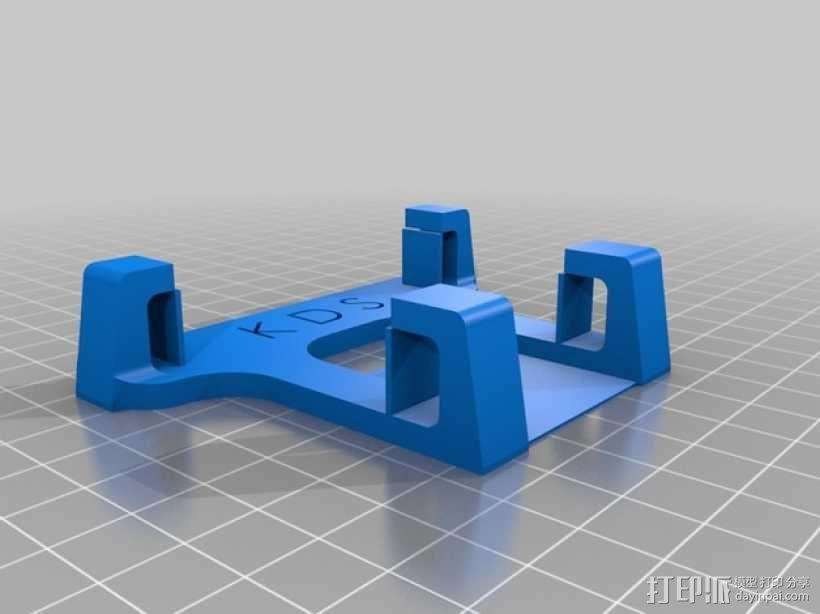 三星Galaxy S3手机支架 3D模型  图2