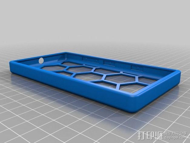 诺基亚 Lumia 930 / Lumia手机外壳 3D模型  图2