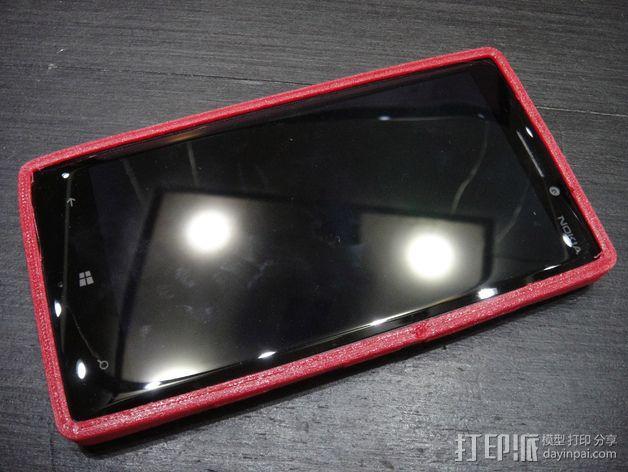 诺基亚 Lumia 930 / Lumia手机外壳 3D模型  图3
