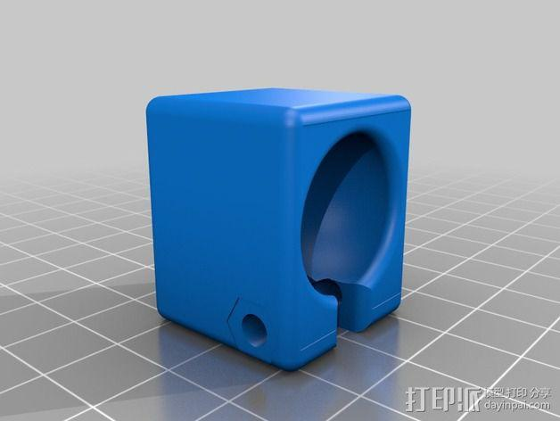 球架 3D模型  图2