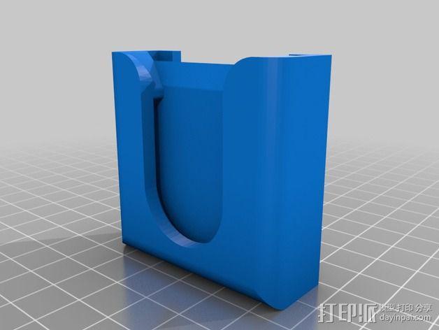 单反相机支撑器 3D模型  图5