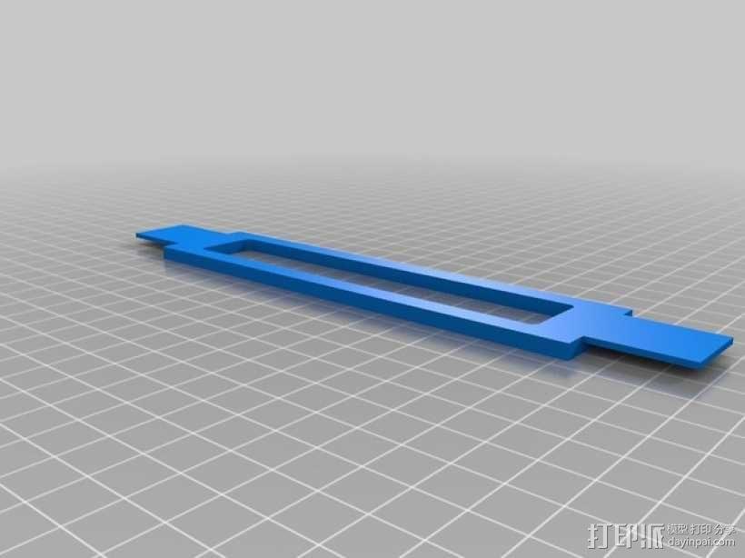 摄像机支架 3D模型  图2