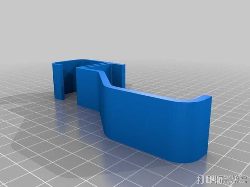 摄像机支架 3D模型  图3