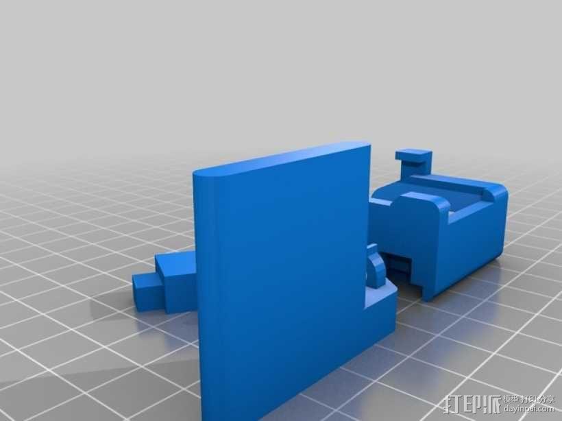 三星Gear 支架 3D模型  图1