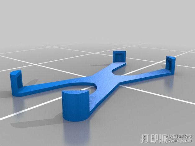 小米2手机壳 3D模型  图2